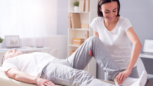 <p>Physiotherapy helps restore movement and function when someone is affected by injury, illness ,disability or postoperatively.</p>                    <img class='imgs' src=img/doctors/n1.jpg>   <p>       <h5>Our Services</h5>  <h6>• Management of neck & back pain</h6> <h6>• Sports injury</h6> <h6>• Knee osteoarthritis</h6> <h6>• Shoulder tendonitis</h6> <h6>• Treatment of rheumatism</h6>  <h5>The unit is equipped with:</h5>  <h6>• Short wave thermal treatment device</h6> <h6>• Ultrasound therapy</h6> <h6>• Electromagnetic device to treat tendon calcifications/ESVT</h6> <h6>• Traction (Cervical Lumbar)</h6>                          </p>